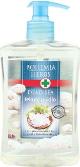 Tekuté mýdlo Bohemia Herbs