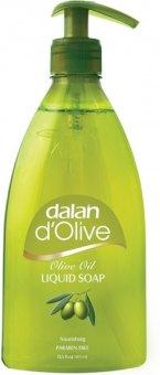 Tekuté mýdlo Dalan