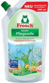 Tekuté mýdlo dětské Frosch - náhradní náplň