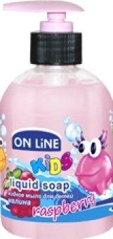 Tekuté mýdlo dětské On Line