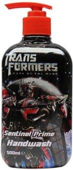 Tekuté mýdlo dětské Transformers