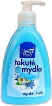 Tekuté mýdlo Helios Herb