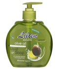 Tekuté mýdlo Lilien