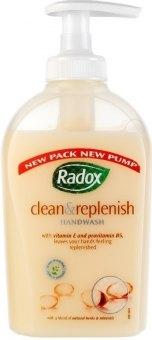 Tekuté mýdlo Radox