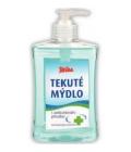 Tekuté mýdlo s antibakteriální přísadou Mika