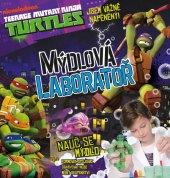 Mýdlová laboratoř Želvy ninja Albi