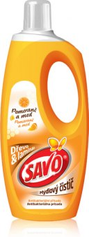 Čistič mýdlový Savo