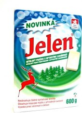 Prací prášek mýdlový Jelen