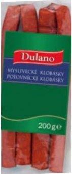 Myslivecká klobása Dulano