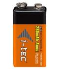 Nabíjecí baterie i-tec 9V