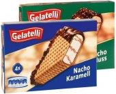 Zmrzlina v oplatce Nacho Gelatelli