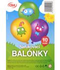 Nafukovací balónky CBA