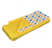 Nafukovací matrace se spacákem