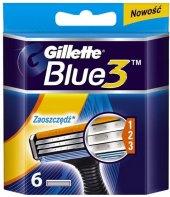 Náhradní hlavice pánské Blue3 Gillette