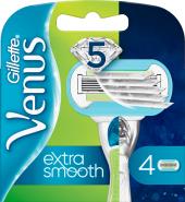Náhradní hlavice dámské Extra Smooth Venus Gillette