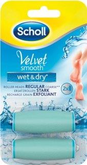 Náhradní hlavice do pilníku do vody Velvet smooth Scholl