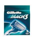 Náhradní hlavice pánské Mach 3 Gillette