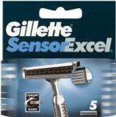 Náhradní hlavice pánské Excel Sensor Gillette