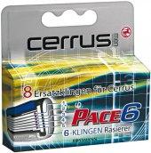 Náhradní hlavice pánské Pace 6 Cerrus