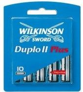 Náhradní hlavice pánské Duplo Plus Wilkinson