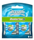 Náhradní hlavice pánské Protector 3 Wilkinson