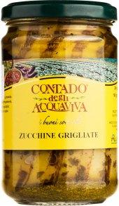 Nakládané grilované cukety Contado degli Acquaviva