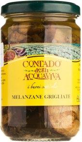 Nakládané grilované lilky Contado degli Acquaviva