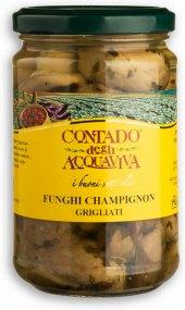 Nakládané grilované žampiony Contado degli Acquaviva
