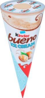 Nanuk kornout Kinder Bueno