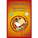 Náplast hřejivá kapsaicinová Capsicolle