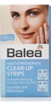 Náplast na čištění nosních pórů Balea