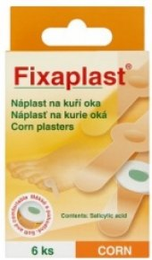 Náplast na kuří oka Fixaplast