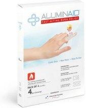 Náplast na spáleniny Aluminaid