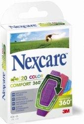 Náplasti Comfort Nexcare 3M
