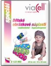 Náplasti dětské Viacell