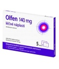 Náplasti léčivé Olfen
