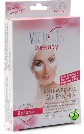Náplasti pleťové gelové proti vráskám Victoria Beauty