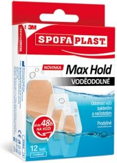 Náplasti voděodolné Max Hold Spofaplast