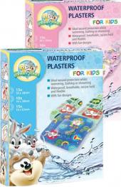 Voděodolná dětská náplast