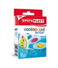 Náplasti voděodolné Tattoo Spofaplast