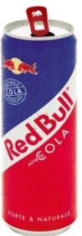 Energetický nápoj Cola Red Bull