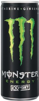 Energetický nápoj Monster Energy