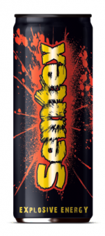 Energetický nápoj Semtex
