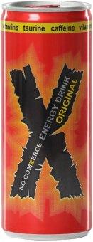 Energetický nápoj X-Drink