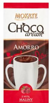 Nápoj instantní horká čokoláda Choco dream Mokate