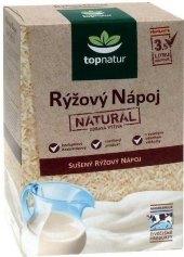 Nápoj instantní rýžový Topnatur