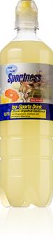 Nápoj izotonický Sportness Das gesunde Plus
