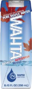 Nápoj javorový Wahta