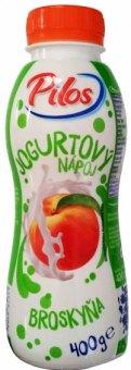 Jogurtový nápoj s ovocem Pilos