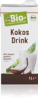 Nápoj kokosový dm Bio